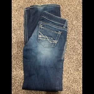 The Buckle Stella jeans 27x33 1/2